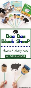 Baa Baa Black Sheep Rhyme