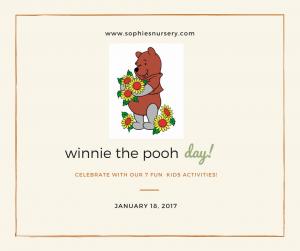 7 Ways to Celebrate Winnie the Pooh Day!