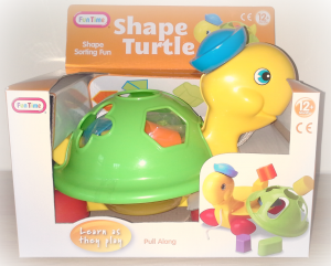 COMPETITION FEBRUARY 2017 – Fun Time Shape Turtle!