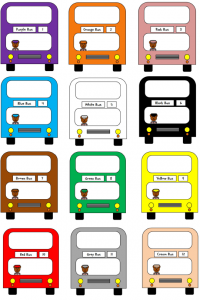 wheels on the bus themed activities