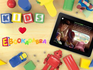 Ebookadabra Review: A Magical Library of Children's Books from Top Publishers