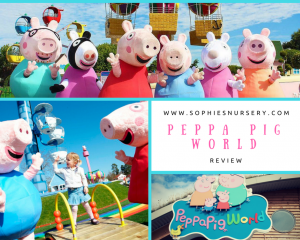 Days Out: Peppa Pig World Review (Paultons Park)