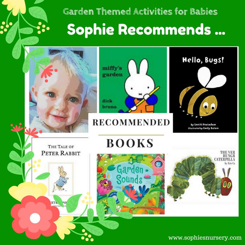 Gardening Books For Children Recommended Books Apps Sophie 39 S Nursery