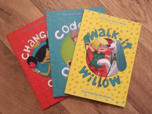 Clever Tykes Books Review