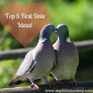 Top 5 First Date Ideas