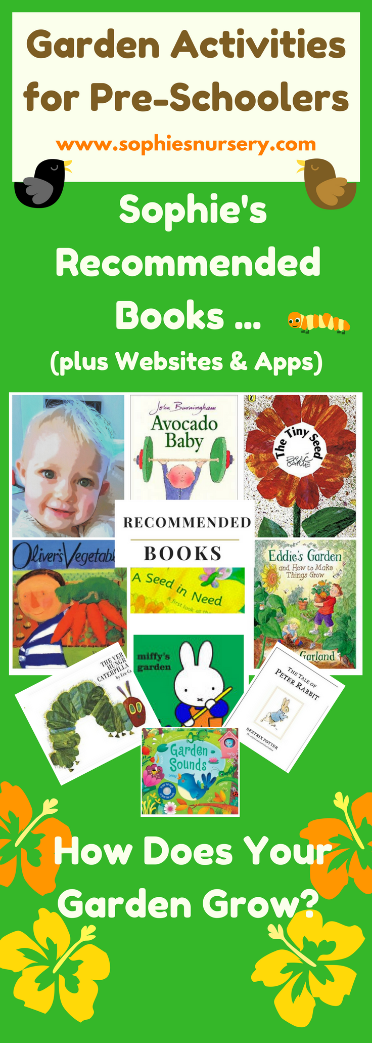 Gardening Books For Preschoolers Sophie 39 S Recommended Books Websites Apps Sophie 39 S Nursery
