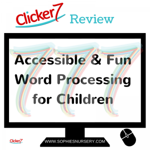 Clicker 7 Review