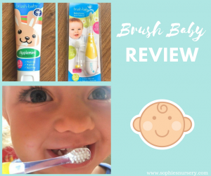 Brush Baby Review