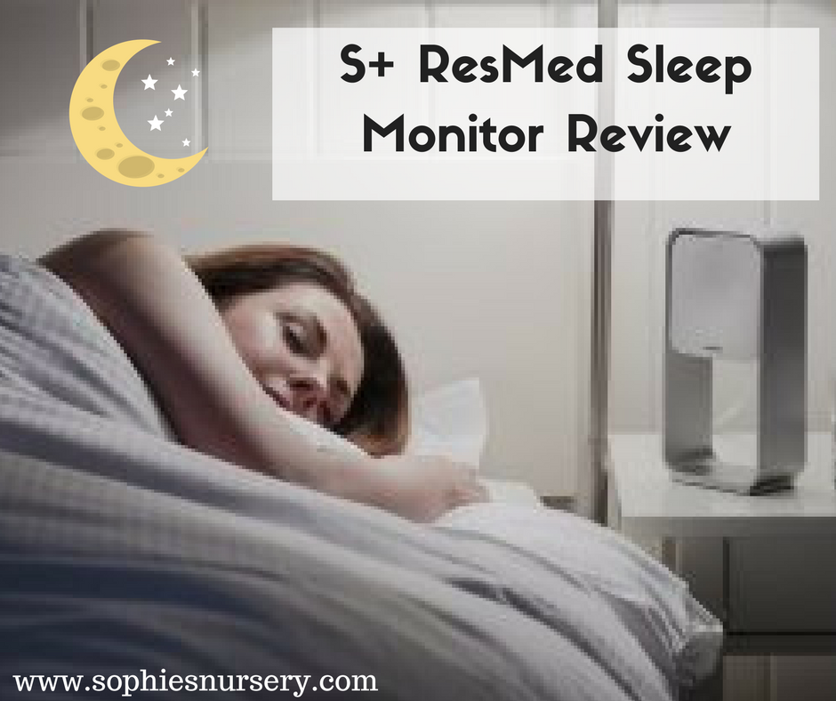 Resmed S+ Review | Best Sleep Trackers 2019