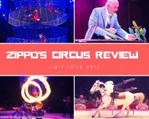 Zippo's Circus Jigit Review