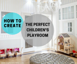 Create the Perfect Children's Playroom