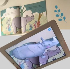 ronald the rhino book review