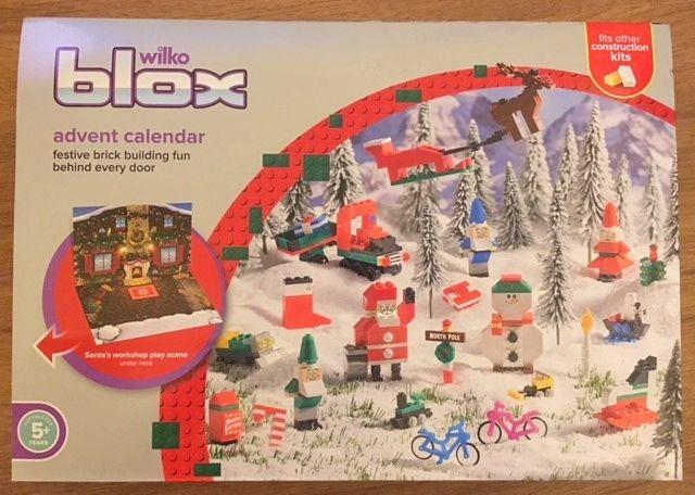 Wilko Blox Advent Calendar Review