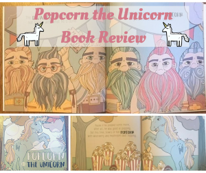 popcorn the unicorn book