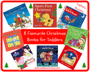 8 Favourite Christmas Books for Toddlers