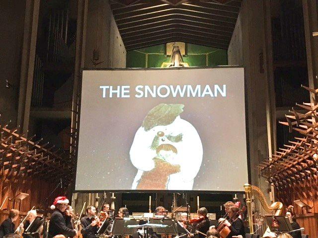 the snowman tour review