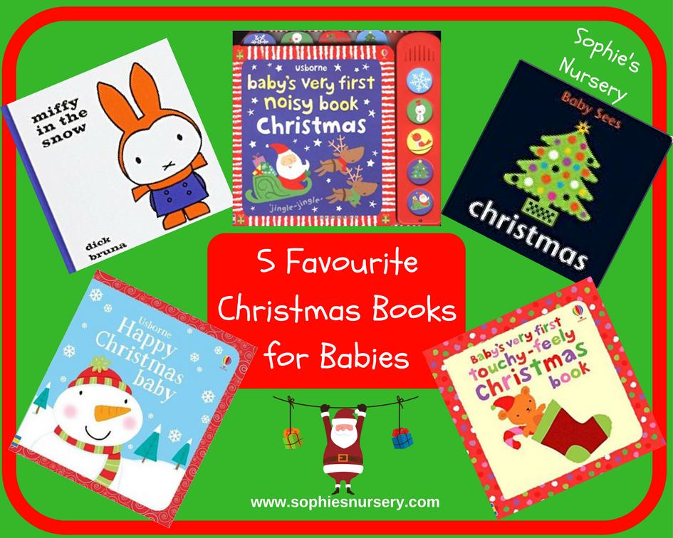 christmas books for babies
