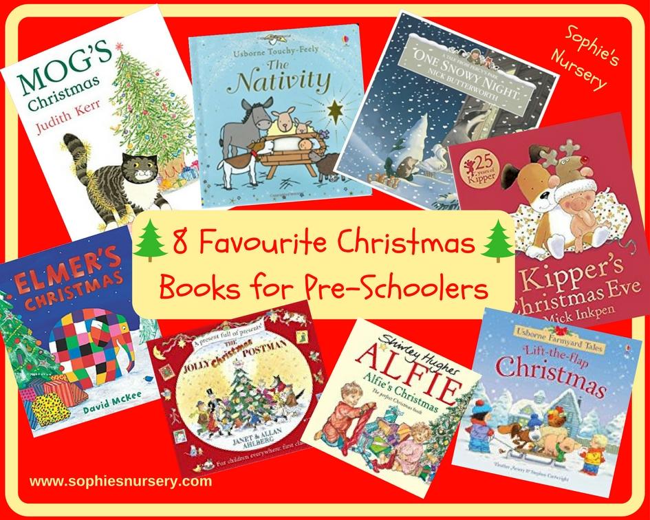 Christmas Books for PreSchoolers