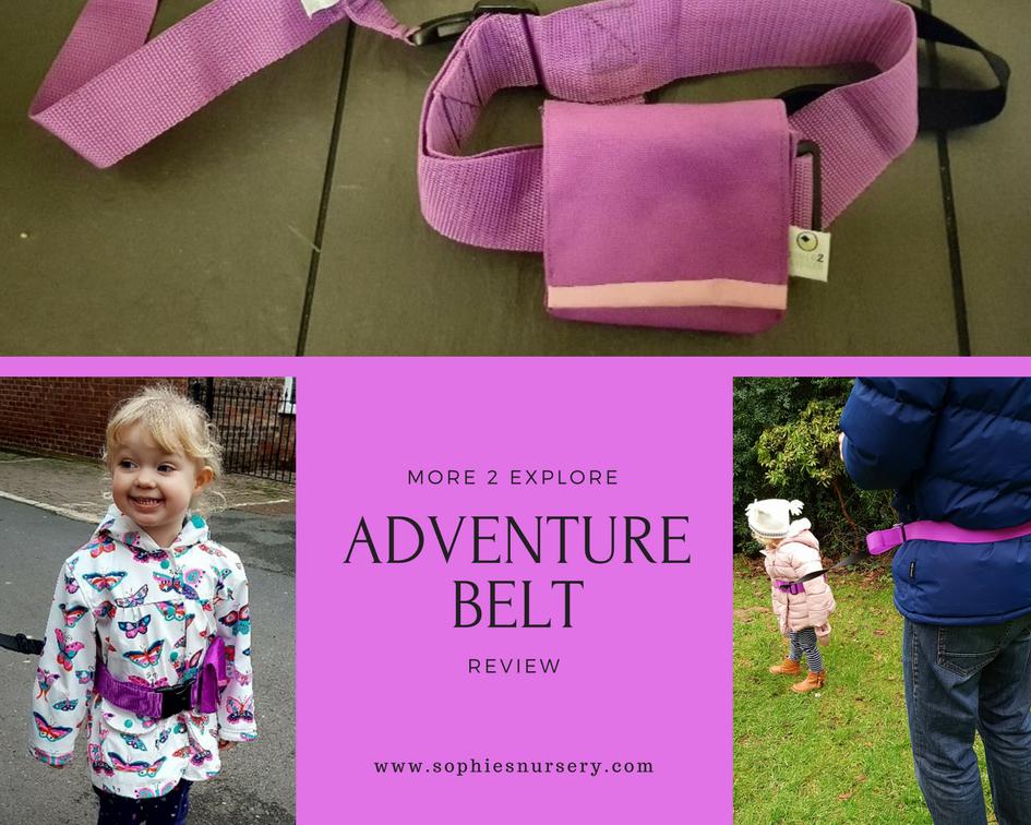Adventure Belt Review