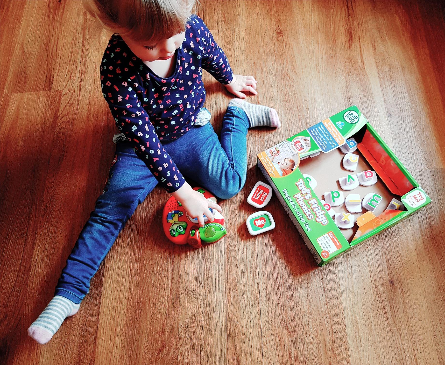 Phonics Toys