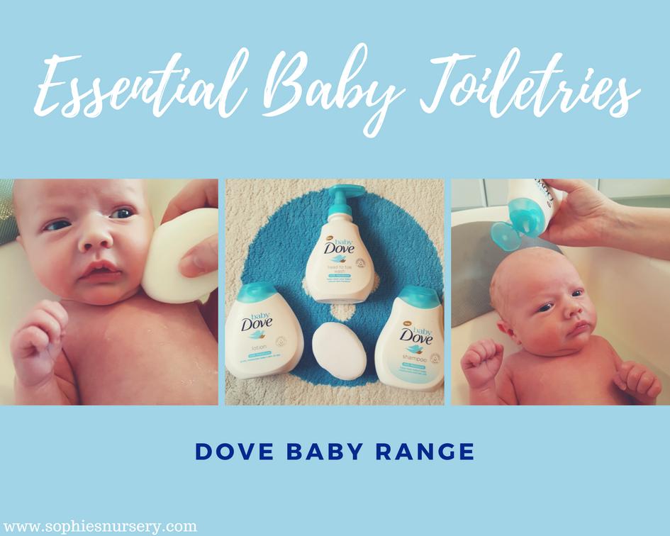 Essential Baby Toiletries