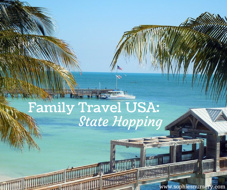 Family Travel USA: State Hopping