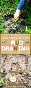 mark making activities