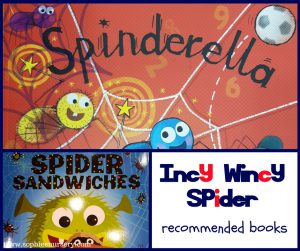 Incy Wincy Spider Books
