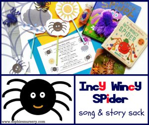 incy wincy spider song