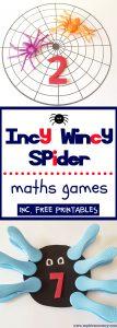 spider maths