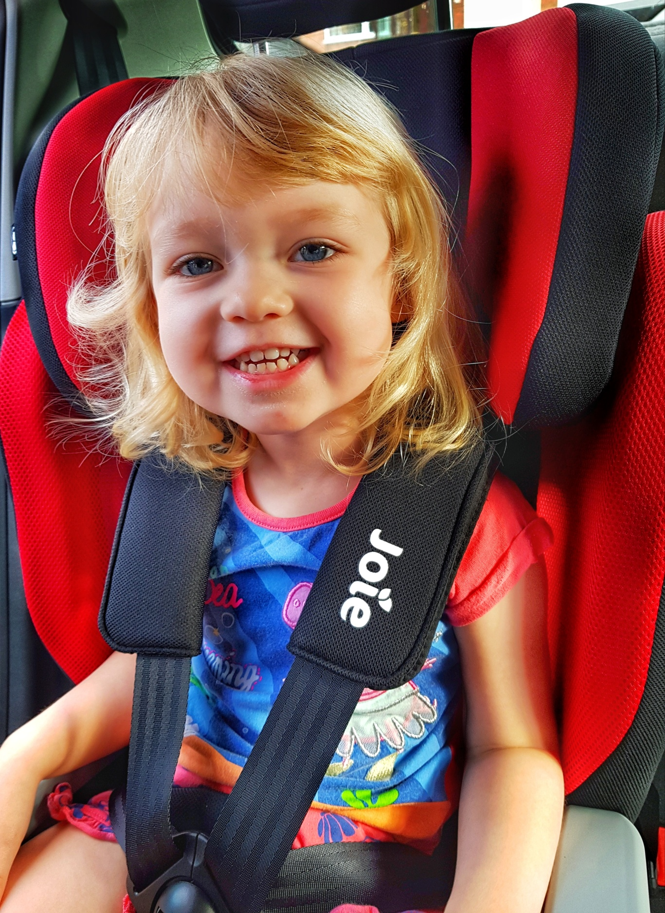 How To Adjust Straps On Joie Car Seat