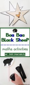 baa baa black sheep activities