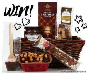 Virginia Hayward Hamper