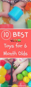 BEST TOYS FOR 6 MONTH OLDS