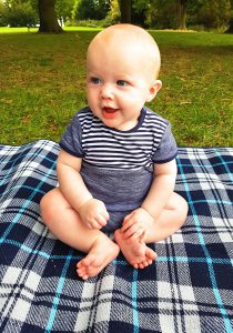 Baby Development at 7 Months