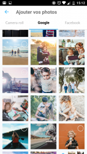 Neveo Family Photo App