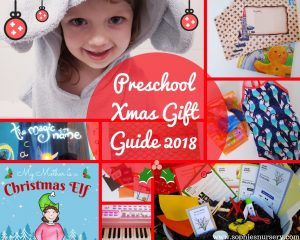 Preschool Christmas Gift Ideas