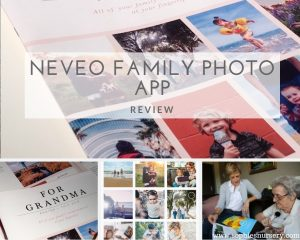 neveo family photo app review