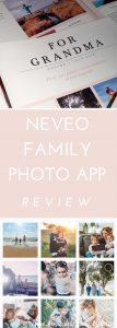 neveo family photo app