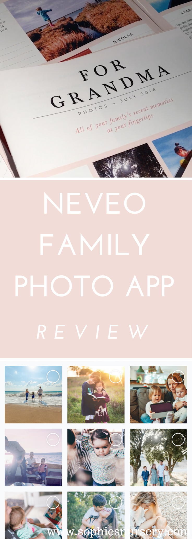 (AD) Create a monthly journal of all your photos using the Neveo Family Photo App. The perfect way to stay in touch & share your best moments through digital pictures & words!