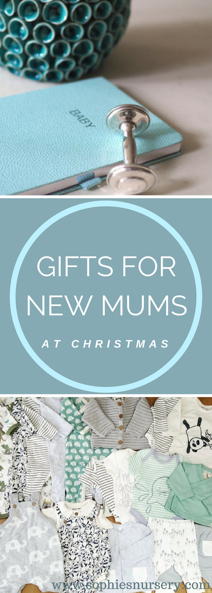 Know someone who has just had a #baby? These gifts for new mums at #Christmas are the perfect mixture of practical & special treats!  #giftguide #giftideas #Christmas2018